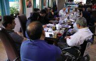 روز گذشته برگزار شد: جلسه هماهنگی کمیتههای اجرایی و حقوقی مجمع هماندیشی سمنهای معلولان