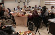 دومین جلسه هماهنگی کمیتههای اجرایی و حقوقی مجمع هماندیشی سمنهای معلولان برگزار شد