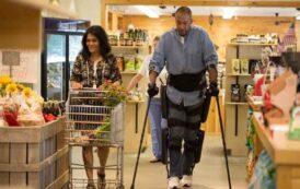 ربات های پوشیدنی چگونه به افراد معلول کمک میکند تا دوباره راه بروند