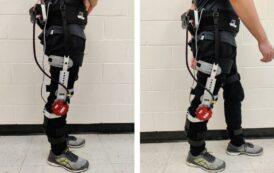 اسکلت های بیرونی BIRO برای توانبخشی و افزایش قدرت بدن