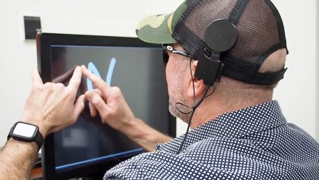 نابینایان توانستند حروفی که روی مغزشان ترسیم میشود را ببینند