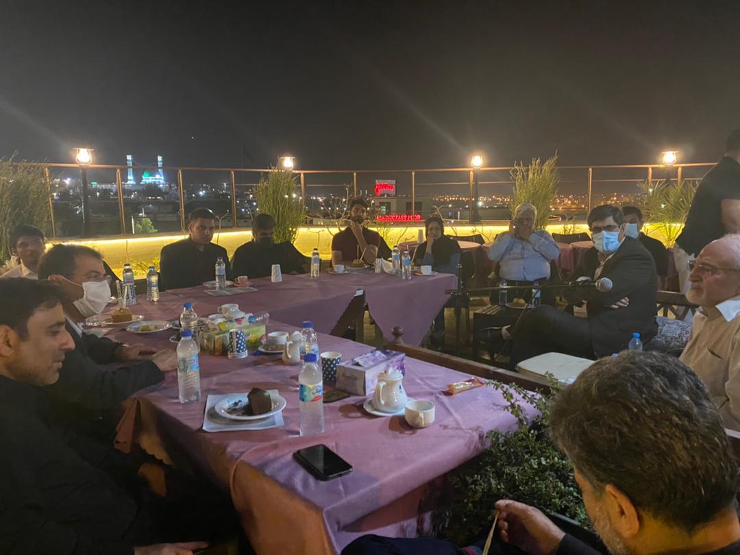 با هدف شناسایی فرصتهای سرمایهگذاری اجتماعی_اقتصادی صورت گرفت: سفر مدیرعامل و مدیران مجموعه فیروز و کانون توانا به سیستان و بلوچستان