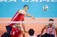 آغاز اردوی تیم ملی والیبال نشسته مردان در تهران