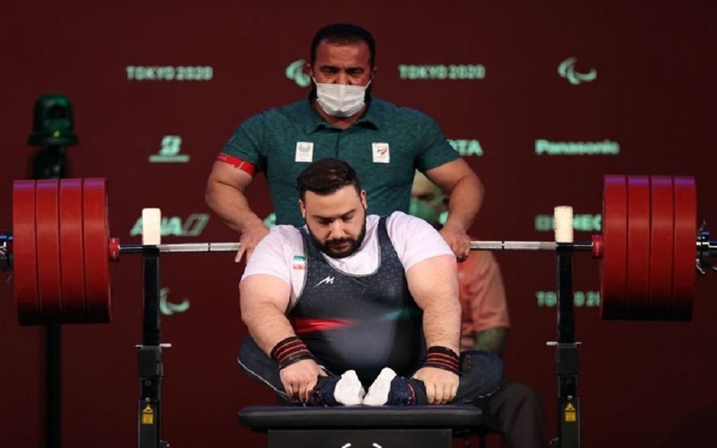 پارالمپیک ۲۰۲۰ توکیو  صعود ایران به رتبه بیستوپنجم با طلای رستمی
