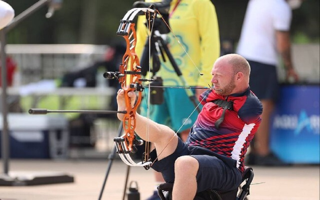 استاتزمن: خوشحالم میتوانم الهامبخش معلولان باشم