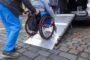 کاهش وزن روی ویلچر