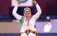 زهرا نعمتی عضو شورای ورزشکاران IPC شد